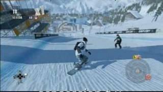 Shaun White Snowboarding analisis