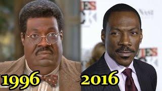"""Как изменились актеры фильма """"Чокнутый Профессор""""?"""