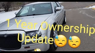 1 Year Ownership Update of the 300C!