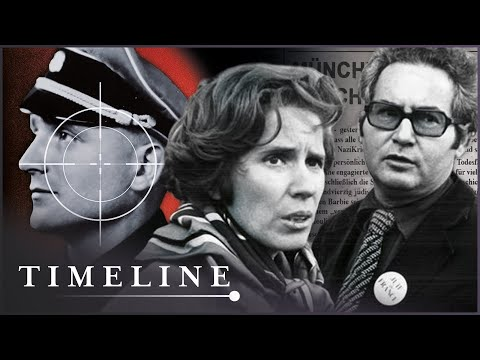 The Hunt For The Butcher Of Lyon   Nazi Hunters   Timeline