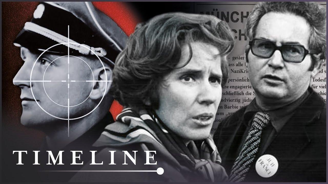 Download The Mossad's Hunt For The Butcher Of Lyon | Nazi Hunters | Timeline