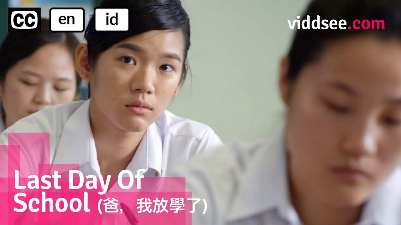 Last Day of School - She's A Model Student & Daughter, But She Hid A Secret From Father | Short