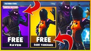 How to get the NEW Raven Skin FREE in Fortnite Battle Royale - FREE Raven Skin Update in Fortnite!!