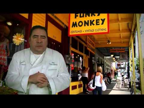 Chef Emeril Lagasse Welcomes You To New Orleans!