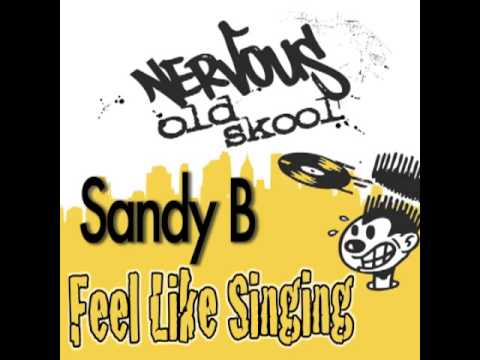 Sandy B - Feel Like Singing (BOP Till You Drop Mix)