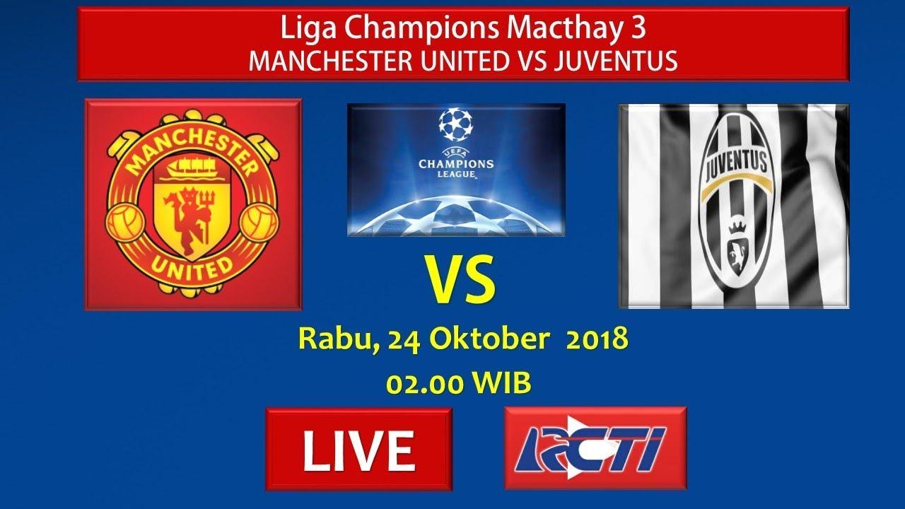 Jadwal Siaran Langsung Liga Champion Manchester United vs ...