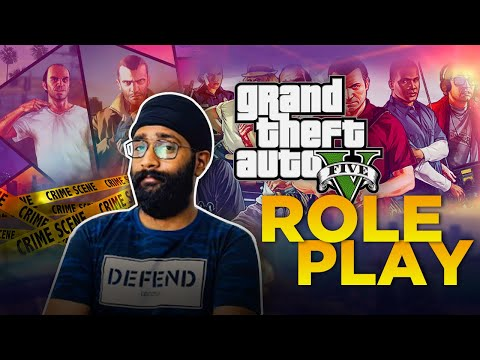 Jassi Pinkman doing Crimes - GTA 5 Role Play Live Stream - Blair Witch done!