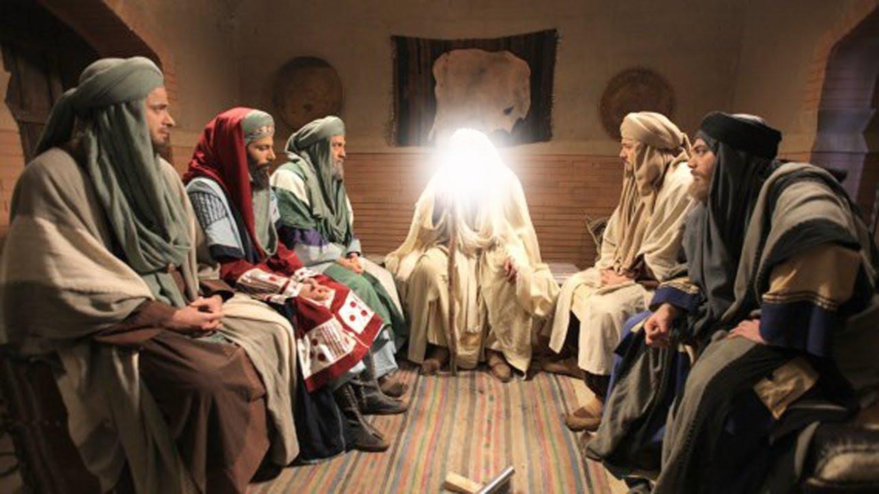 ماذا قال له لرسول ﷺ حتي لا يسأل أحدا من بعده أبدأ