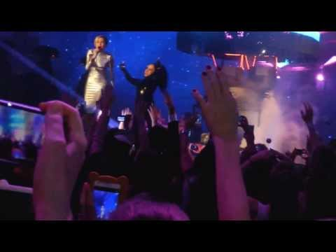 Miley Cyrus - We can't Stop @ MTV EMA's Ziggo Dome Amsterdam 10/11/2013