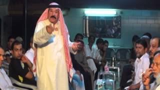 مداخلة الشيخ محمود العلاونة اجتماع امين القرعان