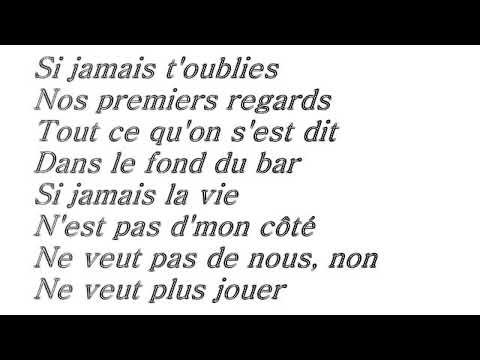 PAROLES || M. Pokora - Tombé