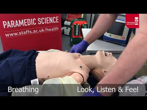 Paediatric Advanced Life Support (PALS)