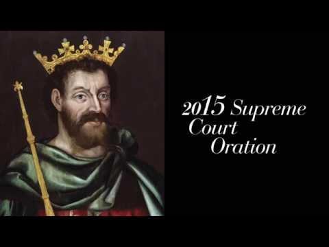 2015 Supreme Court of Queensland Oration