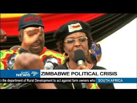 Sophie Mokoena unpacks political situation in Zimbabwe