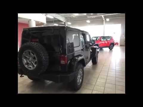 Gill Auto Madera >> Gill Auto Group Walkaround Video of 2015 Jeep Wrangler ...