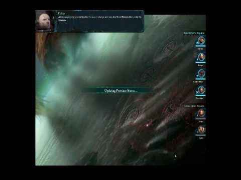 Dawn of War 2 - Thule and the Kronus Campaign