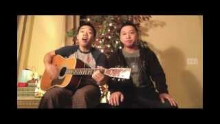 This Gift - Gangnam Style Acoustic Cover PSY 98 Degrees Christmas Song