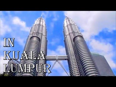 In Kuala Lumpur!