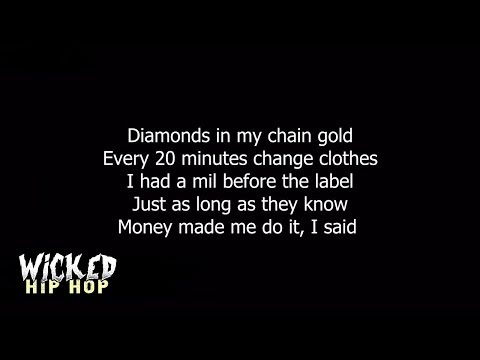 Post Malone - Money Made Me Do It feat. 2 Chainz (Lyrics)