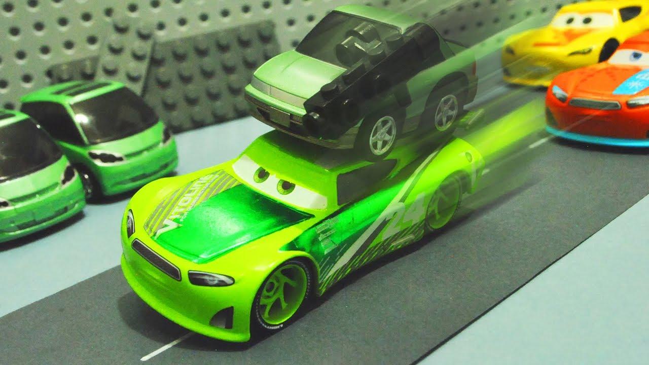 disney cars 3 racelott and magic
