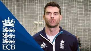James Anderson Running Tips - England Cricket Tips