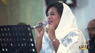 انا السودان ـ اداء ـ المطربة ـ لينا قاسم في حفل ليالي الكنداكة بت العازة بجدة N2  مول