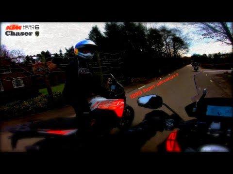 Review 2018 KTM 1290 Super adventure S - test drive KTM bikes