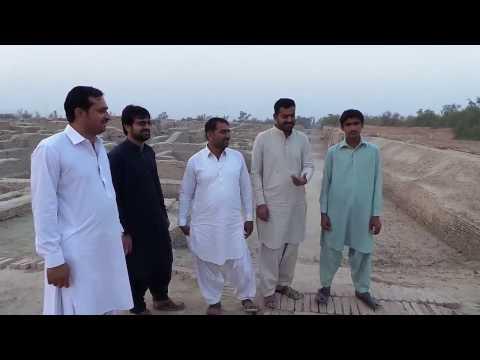 Trip Mohenjo Daro Sindh Pakistan 2016