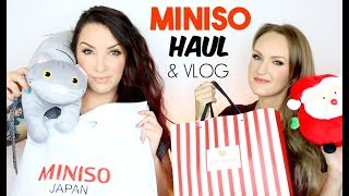 MINISO HAUL & Harbour Town Grand Opening Vlog