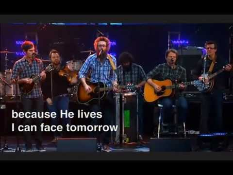 David Crowder Band - Because He Lives, Passion 2012 Live
