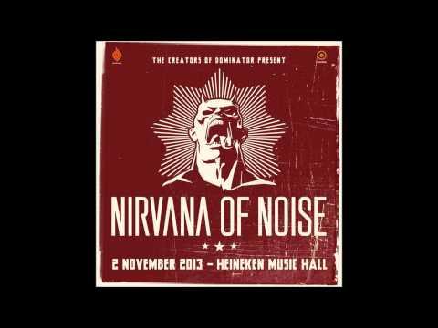 Angerfist @ Nirvana of Noise 2013 LIVE Set HQ