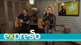 """Francois van Coke performs """"Tot die son uit kom'"""""""