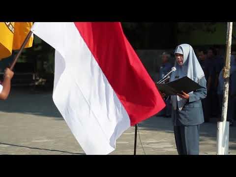 Pelantikan Pengurus OSIS SMP Negeri 1 Baturetno