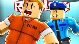 I STOP A BRAQUAGE in Roblox!