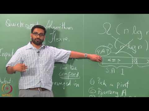 Lesson 7   Introduction to Randomized quicksort