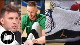NBA sneaker deal news: Blake Griffin with Jordan Brand, Gordon Hayward, more   The Jump   ESPN