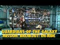 Guardians of the Galaxy - Mission: BREAKOUT! On-Ride Experience | Disneyland