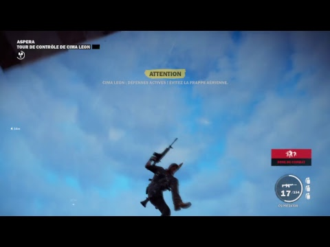 Delire just cause 3