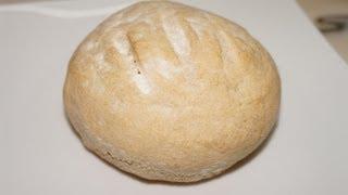 Recette du pain blanc facile (CUISINERAPIDE)