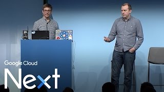 Microservices and Kubernetes: New functionality to build and operate apps (Google Cloud Next