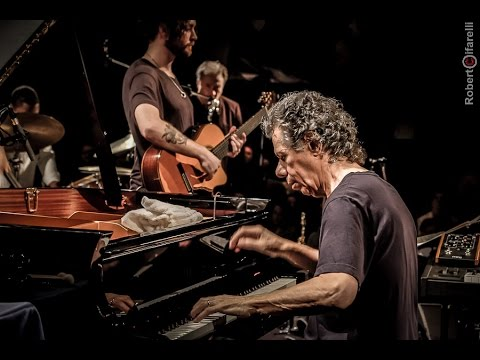 Chick Corea & The Vigil - Royalty - Live @ Blue Note Milano