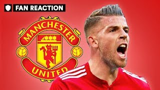 ALDERWEIRELD SET TO LEAVE SPURS FOR MAN UTD? | FAN REACTION