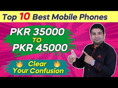 Top Best Mobile Phones 35000 To 45000 PKR In 2020 – Seedhi Baat 🔥