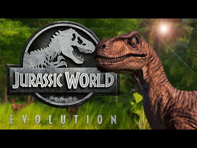 VELOCIRAPTOR ESCAPE! | Return to Jurassic Park DLC - Jurassic World Evolution