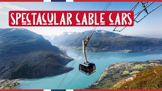 Cable Cars in NORWAY