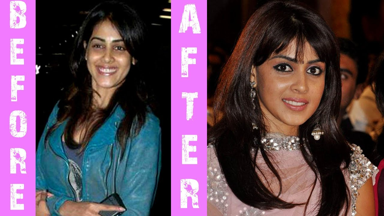 Genelia D Souza Without Makeup Look