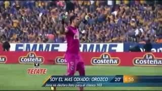 Mejores Atajadas De Jonathan Orozco En Clasicos -Prew Clasico 106-