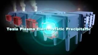 Repeat youtube video Plasma Electrostatic Precipitator
