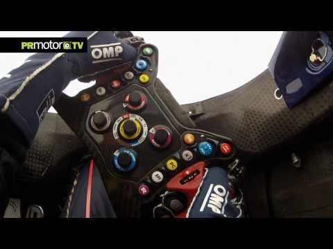 Scuderia Toro Rosso  - Cómo funciona el volante del F1 STR8 desde la vista del piloto by PRMotor TV