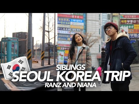 Traveling With Lil Sister | Ranz and Niana